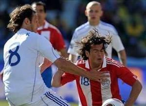Slovakya - Paraguay (F Grubu maçı)