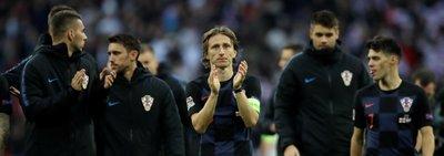 İngiltere 2-1 Hırvatistan (18.11.18)