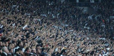 Beşiktaş, taraftarlarını gole doyurdu