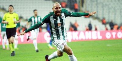 Sercan Yıldırım 203 gün sonra golle tanıştı
