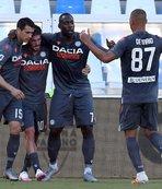Udinese SPAL'ı ateşe attı!