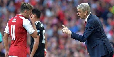 Wenger açıkladı... Mesut Ocak'ta geliyor!