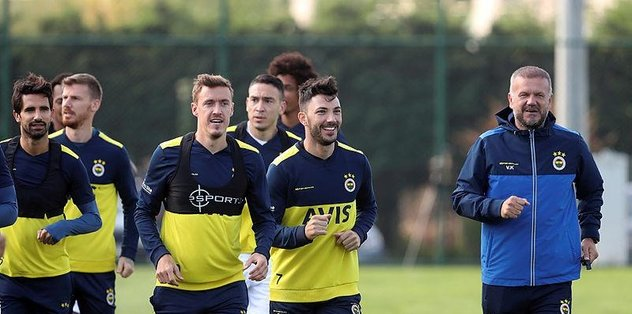 Fenerbahçe günü izinli geçiriyor