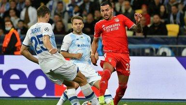 Dinamo Kiev - Benfica: 0-0 | MAÇ SONUCU - ÖZET