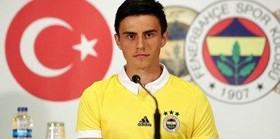 Fenerbahçeli Eljif Elmas sabırsızlanıyor