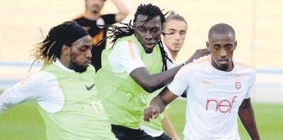 Galatasaray hızlı başladı