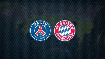 PSG - Bayern Münih maçı saat kaçta ve hangi kanalda?