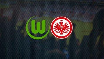 Wolfsburg-Frankfurt maçı ne zaman?