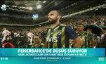 Fenerbahçe'de düşüş sürüyor