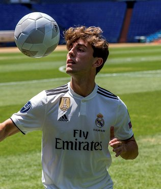Odriozola, Real Madrid'de