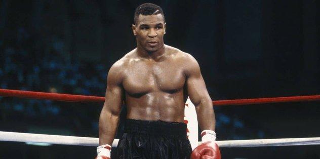 Mike Tyson'ın hayatı film oluyor!