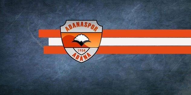 Adanaspor 5 ismi kadrosuna kattı