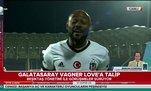 Galatasaray'dan Vagner Love bombası!
