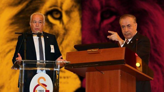 Galatasaray'da divan gerilimi! #