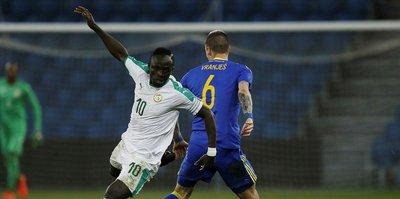 Bosna-Hersek ile Senegal yenişemedi