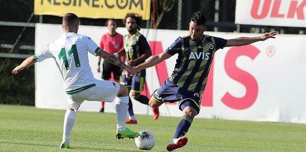 Maç sonucu | Fenerbahçe 2-0 Bursaspor | Maç özeti izle
