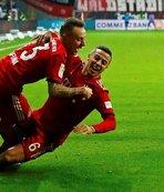 Bayern Münih ilk yarıyı 2. sırada tamamladı
