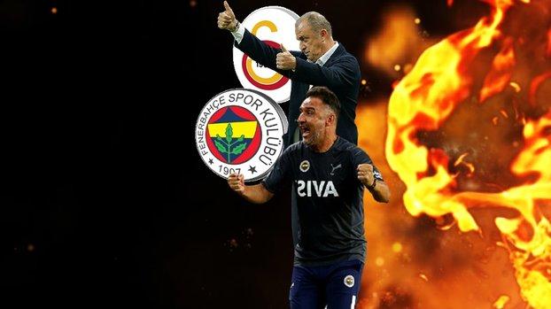 Fenerbahçe ve Galatasaray'ın kadroları Avrupa'da ses getirdi! Yaş ortalaması...