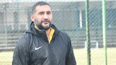 Menemenspor Teknik Direktörü Ümit Karan: Skor ne olursa olsun çıkıp mücadele edeceğiz