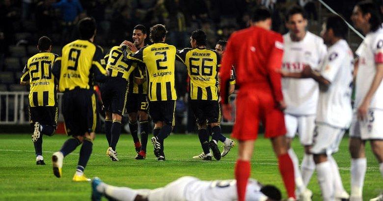 Fenerbahçe - Manisaspor (Ziraat Türkiye Kupası yarı final)