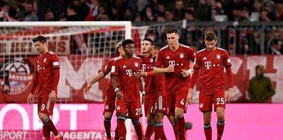 Bayern Münih'ten Mainz'a yarım düzine gol