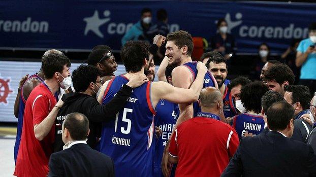THY EuroLeague'de Final-Four takvimi açıklandı! İşte CSKA Moskova-Anadolu Efes maçının saati #