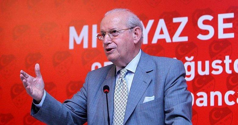 Şenes Erzik'ten Cüneyt Çakır ve ekibine kutlama
