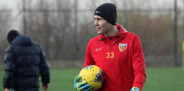 Kayserisporlu Silviu Lung: Futbolu çok özledim - Süper Lig -