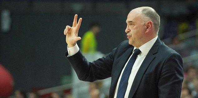 THY Avrupa Ligi'nde yılın başantrenörü Laso
