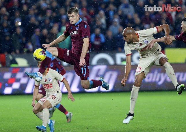 Alexander Sörloth Süper Lig'e damga vurdu! Şok detay ortaya çıktı...