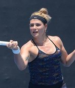 Basak Eraydin says good bye to Australian Open