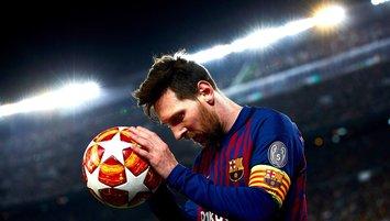 Leo Messi Paris'te!