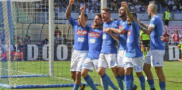 Napoli durdurulamıyor!
