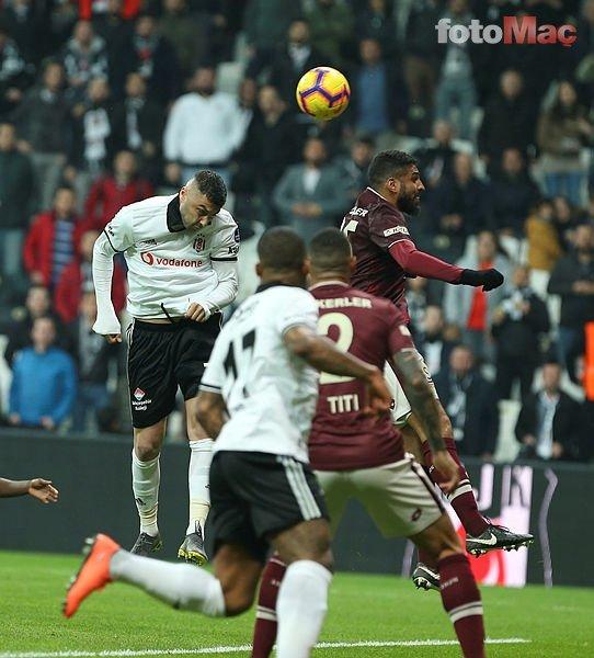 Galatasaray'ın yıldızından Beşiktaş itirafı