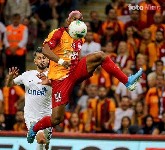 Galatasaray-Kasımpaşa maçına damga vuran olay!