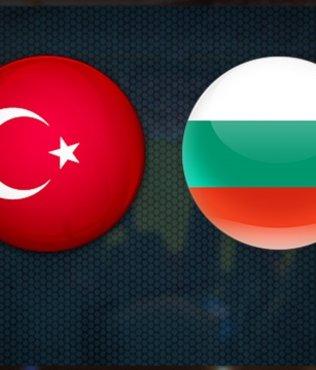 Türkiye U19 - Bulgaristan U19 | CANLI