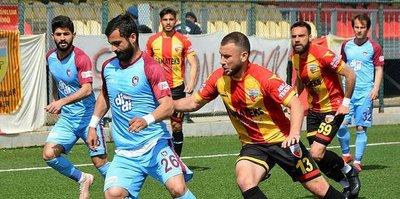 Kızılcabölükspor Play-Off'u garantiledi