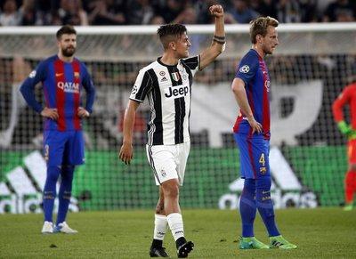 Juventus Barçaladı: 3-0