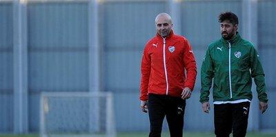 Bursaspor, Furkan Özçal ile yollarını ayırdı
