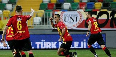 Göztepe, Antalyaspor maçına hazır