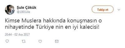 Musleranın hatası sosyal medyayı salladı