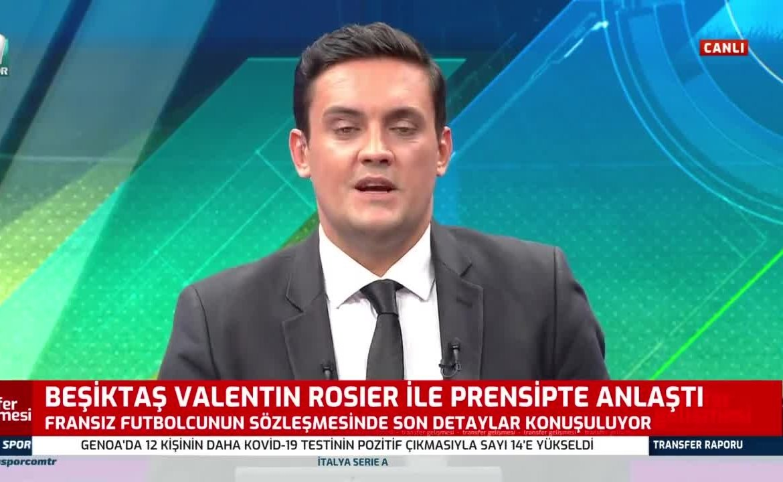 Son dakika transfer haberi: Beşiktaş Valentin Rosier ile anlaştı - Son  dakika Video videoları, Video haberleri - Fotomaç
