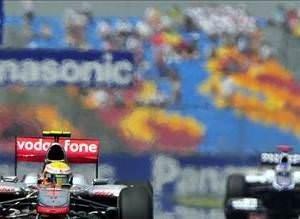 Formula 1 Türkiye GPsi sıralama turları