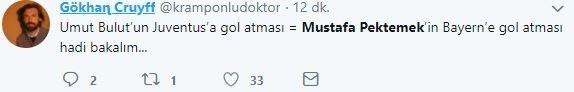 Mustafa Pektemek çılgınlığı