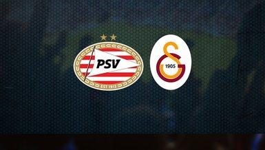 Galatasaray maçı: PSV - Galatasaray maçı ne zaman, saat kaçta ve hangi kanalda canlı yayınlanacak? İlk 11'ler...