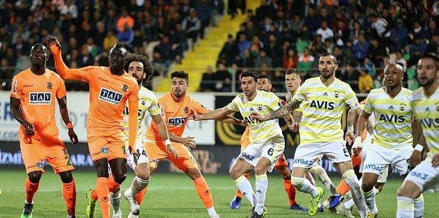 Fenerbahçe yenildi alt sıralar karıştı! İşte güncel puan durumu...