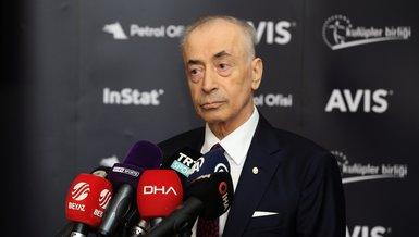Son dakika GS haberleri   Galatasaray Başkanı Mustafa Cengiz'den Fenerbahçe'ye gönderme