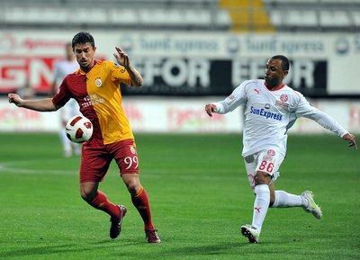 Antalyaspor - Galatasaray (Spor Toto Süper Lig 27. hafta mücadelesi7