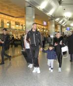 Fenerbahçeli futbolcular yurt dışına gitti