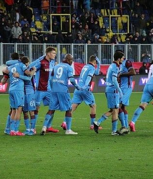 Trabzonspor Beşiktaş maçında ilklerin peşinde!